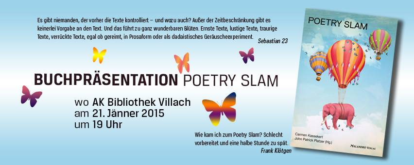POETRY SLAM AK BIBLIOTHEK 2015