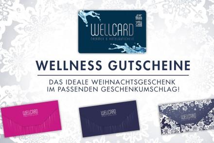BILD zu TP/OTS - Die WellCard ist …sterreichs innovativster Thermen- und Hotelgutschein, aus dem Hause Thermencheck.com, welcher in mehr als 100 Thermen und Hotels im In- und Ausland eingelšst werden kann.