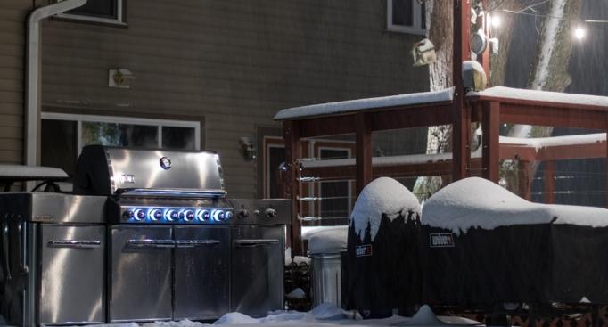 hei e tipps f r kalte tage im winter wird grillen zum. Black Bedroom Furniture Sets. Home Design Ideas