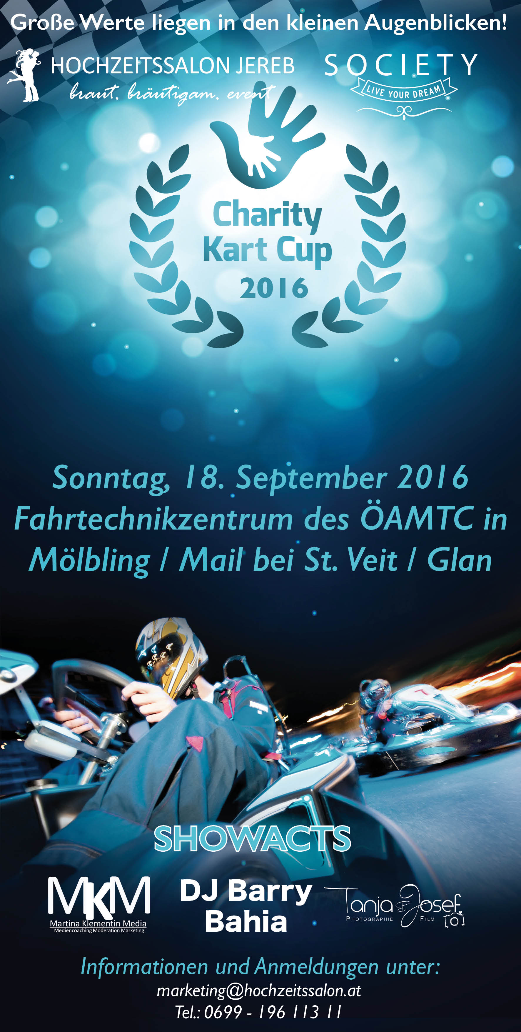Charity Go Kart 2016
