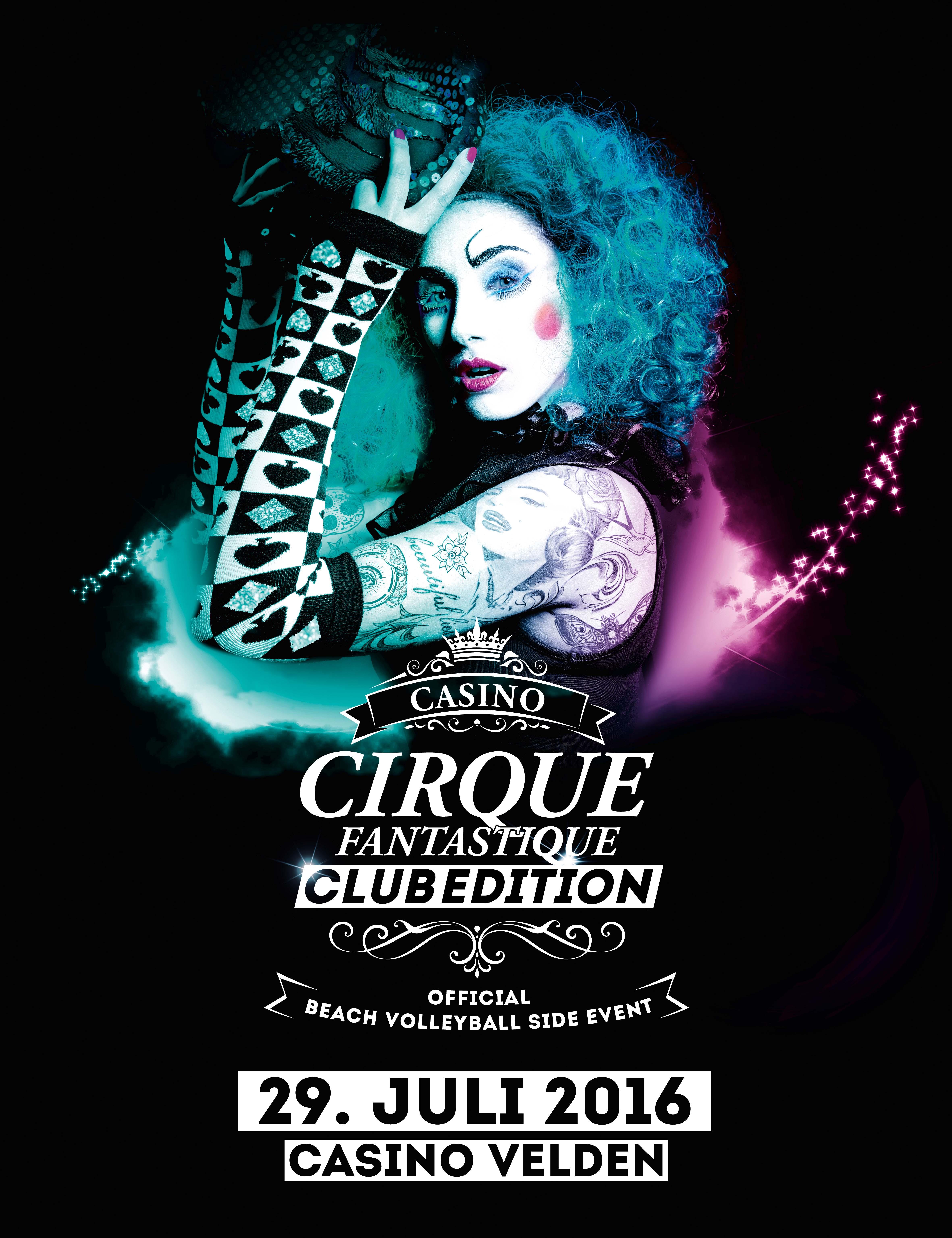 Cirque Fantastique11111_Club Edition-Hauptsujet