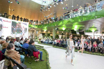 New Yorker, Europark, Modeschau, Fashion im Park, Salzburg, catwalk, 03032017,(c) wildbild