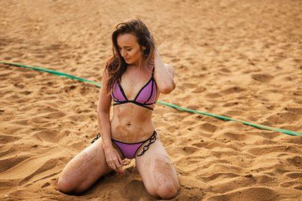 Bikini Lascara Wüste
